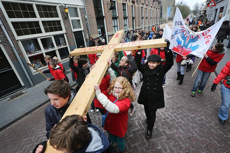 Bisdom Den Bosch: leef je geloof, naastenliefde